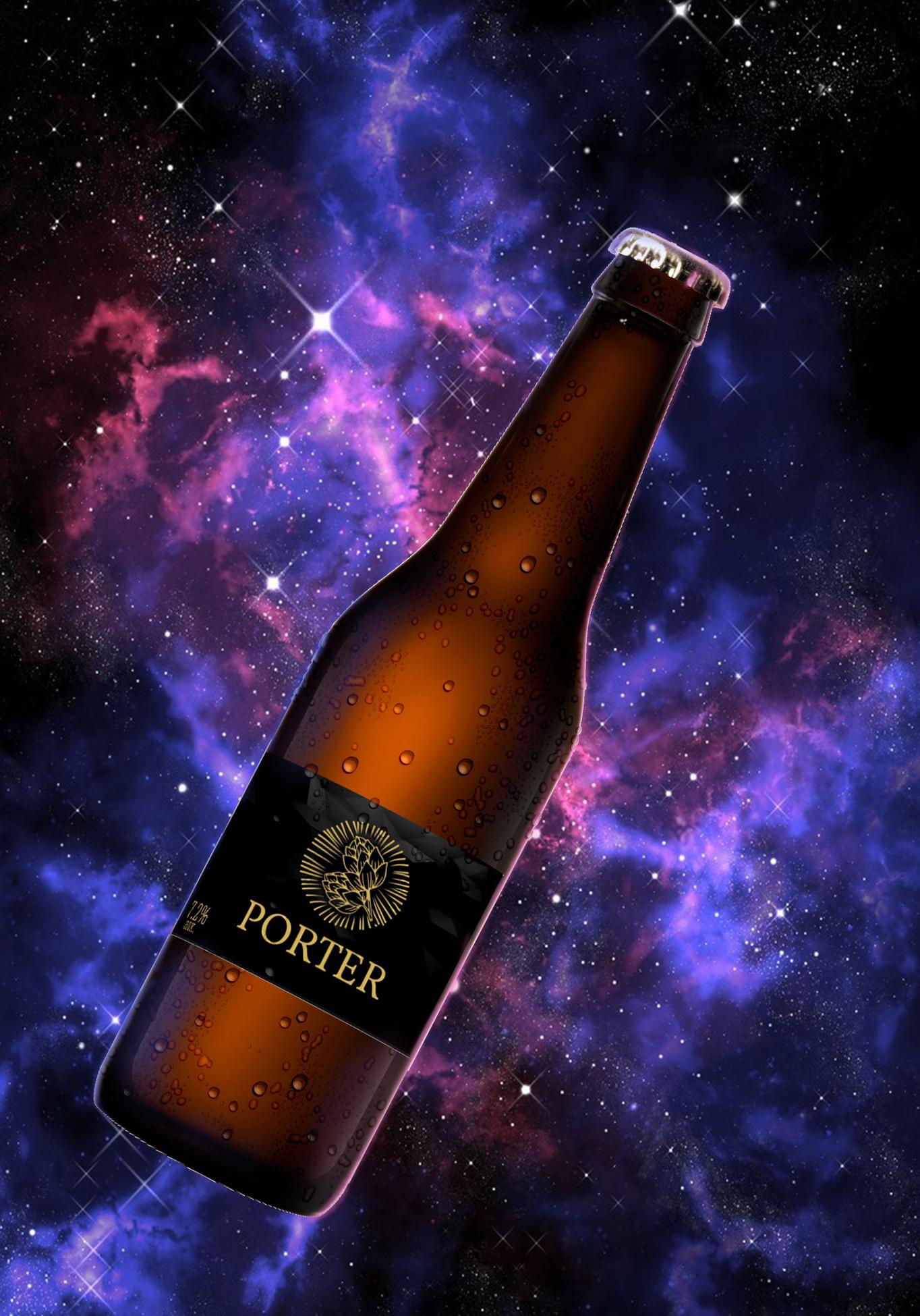 Темная «лошадка» в мире пива – портер