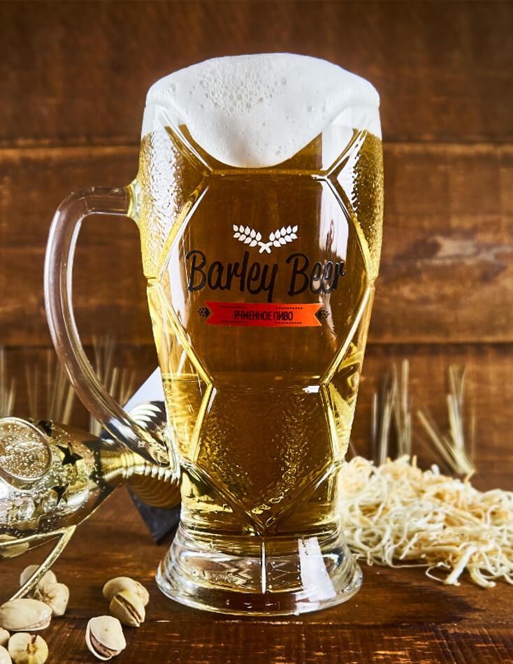 Пиво Barley Beer