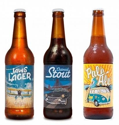 Пиво JAWS BREWERY